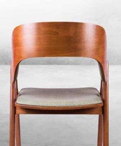 Koza Sandalye Modeli Arka Görünüm