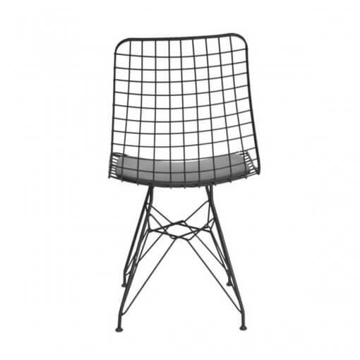 Telsan Sandalye Modeli Arka Görünüm