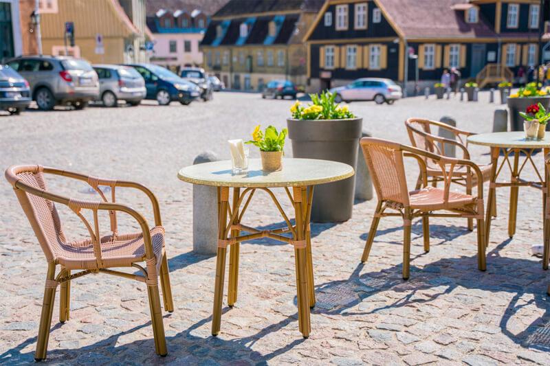 Mükemmel Cafe Sandalyeleri Seçerken Nelere Dikkat Edilmeli?