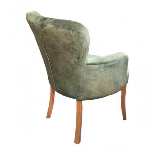 Bella Berjer Sandalye Modeli Arka Görünüm