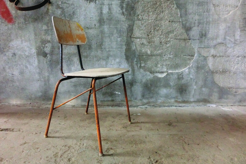 Metal Masa Sandalyeden Pas Çıkarmanın 6 Yolu