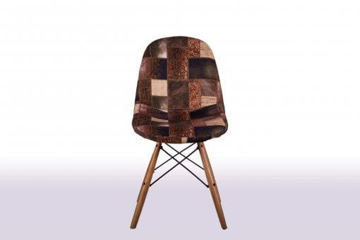 Jelly Sandalye Modeli Ön Görünüm
