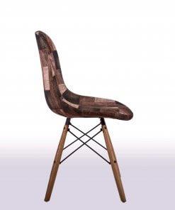 Jelly Sandalye Modeli Yan Görünüm