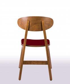 Kupa Sandalye Modeli Arka Görünüm