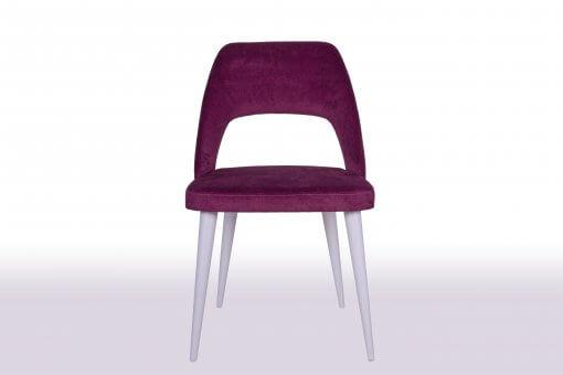 Maya Lake Beyaz Sandalye Modeli Ön Görünüm