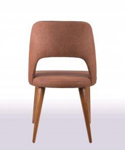 Maya Sandalye Modeli Arka Görünüm