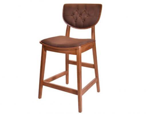 Neva Bar Sandalye Modeli Yan Görünüm